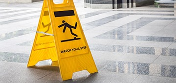 Slip and Fall Accident Claims