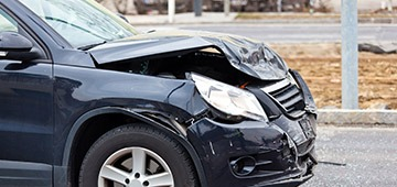 Individual in a car accident requiring a personal injury lawyer in Philadelphia PA